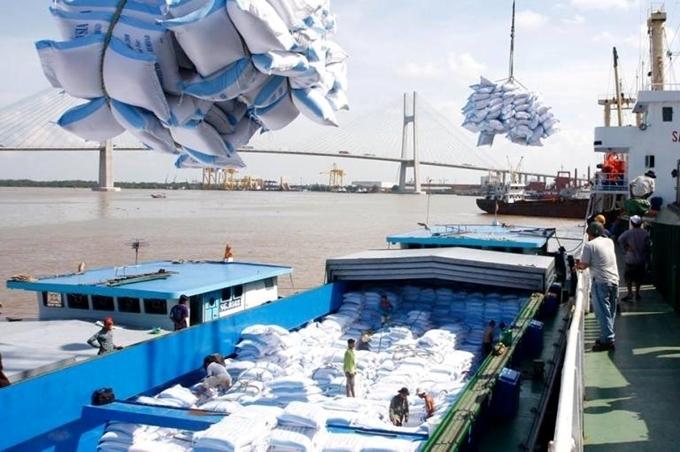 Xuất khẩu gạo Việt Nam đứng thứ 2 thế giới